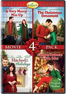 Hallmark Holiday Collection 4-Pack #6 DVD