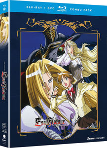 The Vision of Escaflowne: Part Two