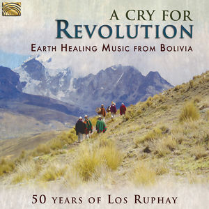 Cry for Revolution /  Earth Healing Music