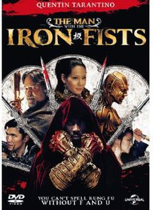 Man with the Iron Fists [Import]
