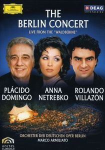 "The Berlin Concert: Live From the ""Waldbühne"""