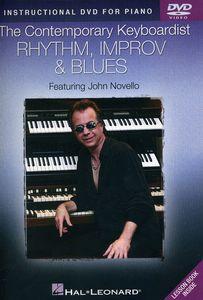 The Contemporary Keyboardist: Rhythm, Improv and Blues