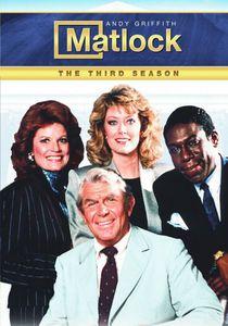 Matlock: The Third Season