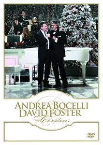 Andrea Bocelli & David Foster: My Christmas