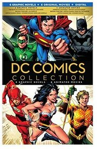 DC Graphic Novel and DCU Uber Collection