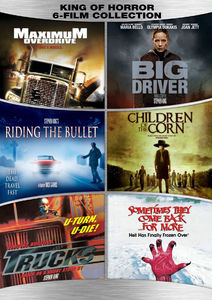 King of Horror: 6-Film Collection