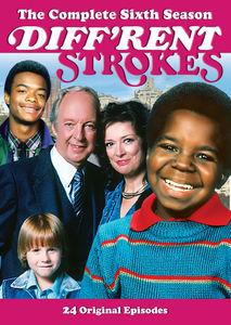 Diff'rent Strokes: The Complete Sixth Season