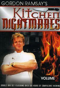 GORDON RAMSAY, Vol. 2 Kitchen Nightmares