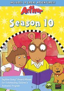 Arthur: Season 10