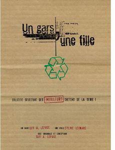 Un Gars Une Fille Recycle (15E Anniversaire) [Import]