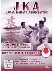 Jka Japan Karate Association-Kihon Basic Technique [Import]