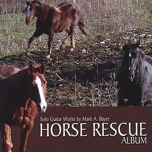 Horse Rescue Album