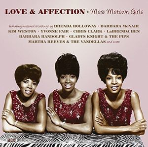Love & Affection:More Motown Girls /  Various [Import]