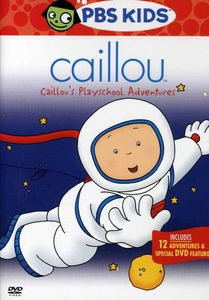 Caillou: Caillou's Playschool Adventures