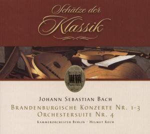 Brandenburg Concerto No. 1-3