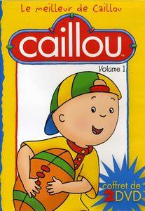 Vol. 1-Caillou-Le Meilleur de Caillou [Import]
