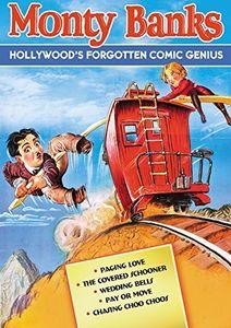 Monty Banks: Hollywoods Forgotten Comic Genius (Silent)