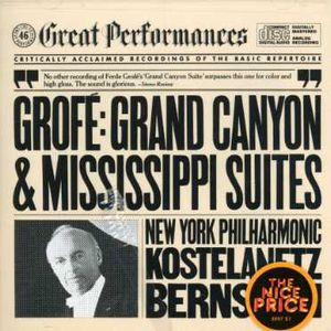 Grand Canyon Suite /  Mississippi Suite