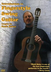 Introduction to Fingerstyle Swing Guitar