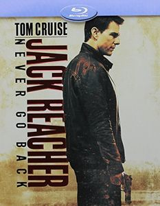 Jack Reacher: Never Go Back [Import]