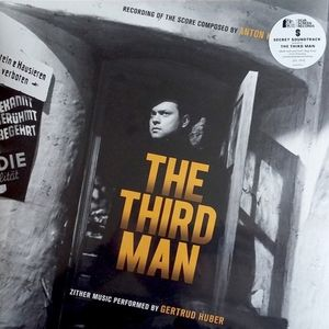 The Third Man (Recording of the Score)
