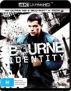 The Bourne Identity [Import]