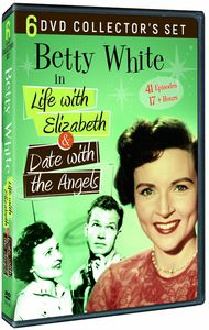 Betty White: Life With Elizabeth & Date With the Angels (6 DVD Collector's Set)