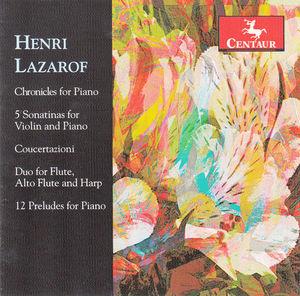 Henri Lazarof
