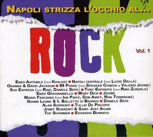 Napoli Strizza L'occhio Al Rock /  Various [Import]
