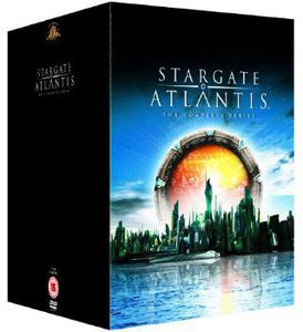 Stargate Atlantis: Season 1-5 [Import]