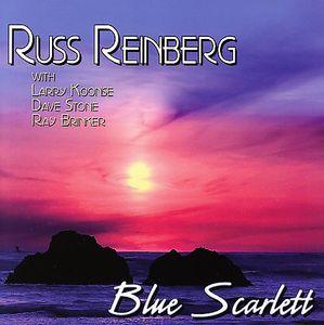 Blue Scarlett
