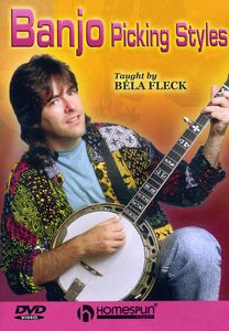 Bela Fleck Teaches Banjo Picking Styles