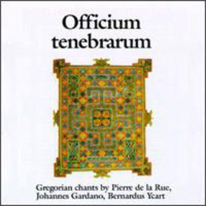 Gregorian Chant: Officium Tenebrarum /  Various