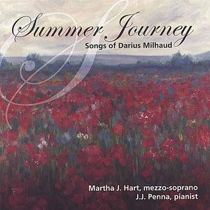Summer Journey: Songs of Darius Milhaud