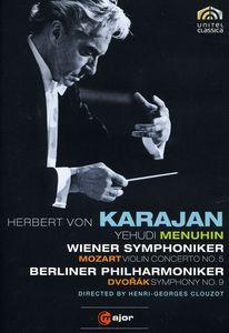Violin Concerto 5 /  Symphony 9