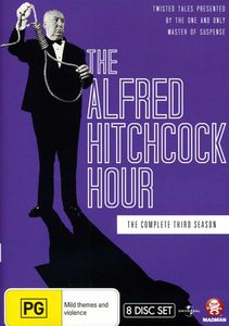 Alfred Hitchcock Hour-Season 3 [Import]