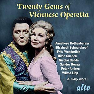 Twenty Gems of Viennese Operetta