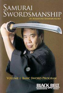 Samurai Swordsmanship 1: Basic Sword Program