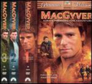 MacGyver: Season 1-3