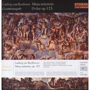Missa Solemnis Op 123