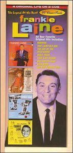 Laine, Frankie : Legend at His Best