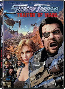 Starship Troopers: Traitors of Mars