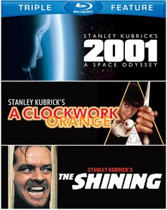 2001: A Space Odyssey /  a Clockwork Orange /  The Shining