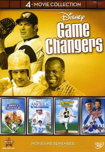 Disney Game Changers: 4-Movie Collection