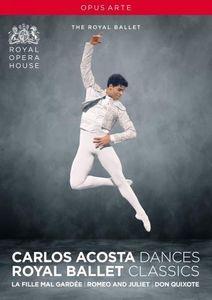 Carlos Acosta Dances Royal Ballet Classics