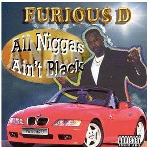 All Niggas Ain't Black