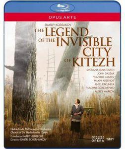 Rimsky-Korsakov: Legend of Invisible City of Kitezh