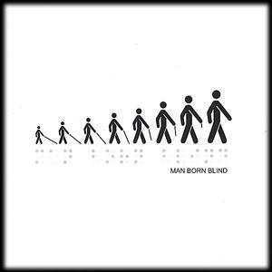 Man Born Blind