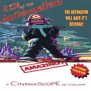 Automaton Will Have It's Revenge!