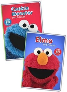 Sesame Street: Elmo And Friends/ Cookie Monster And Friends